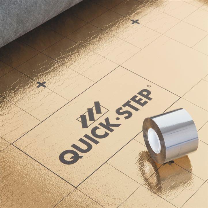 Подложка Quick-Step Silent walk 2 мм